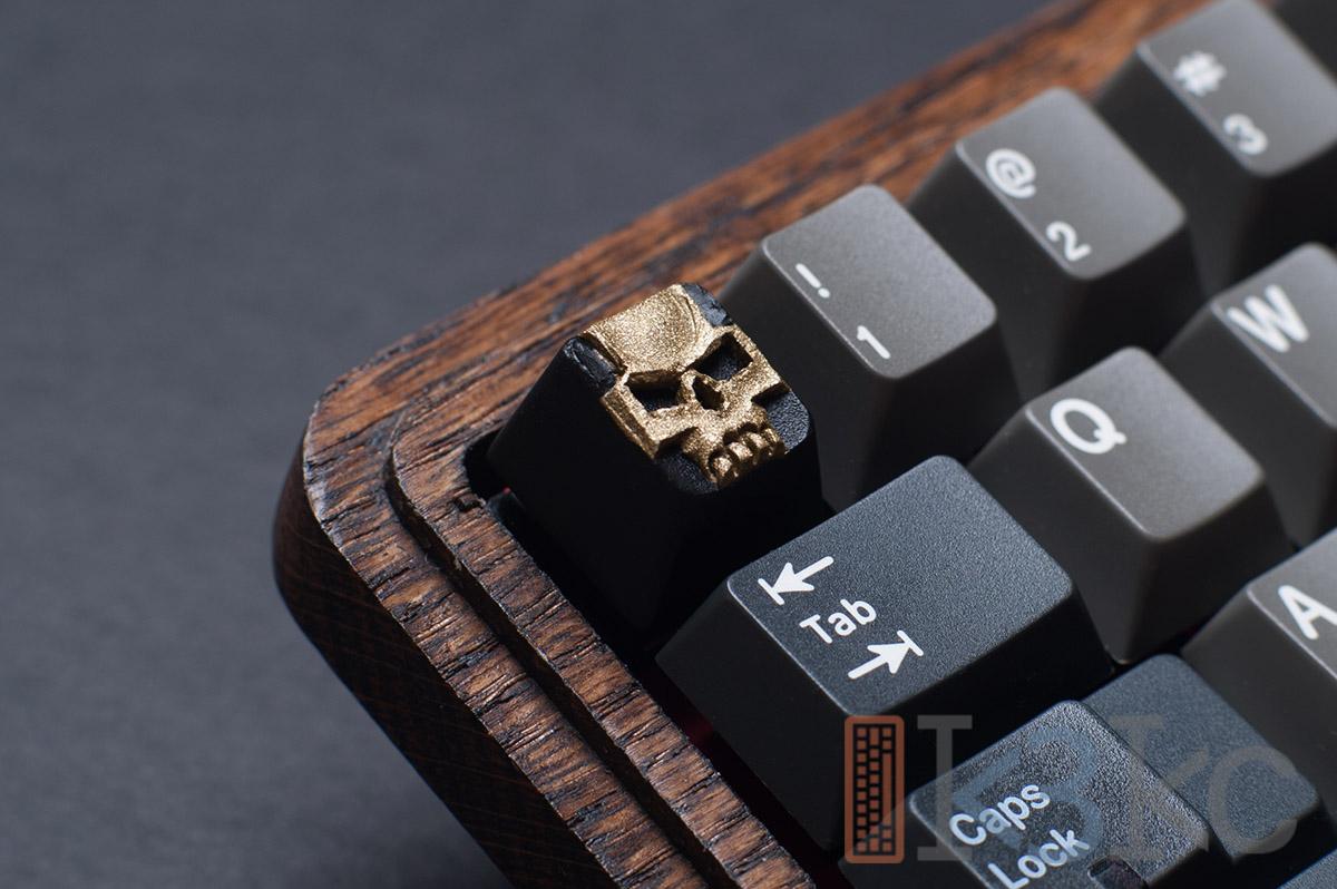 pharaoh-skull-cherry-mx-keycap-k3kc – K3KC Shop